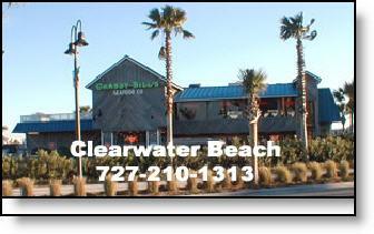 Boat Friendly Waterfront Restaurants Part I Clearwater Beach