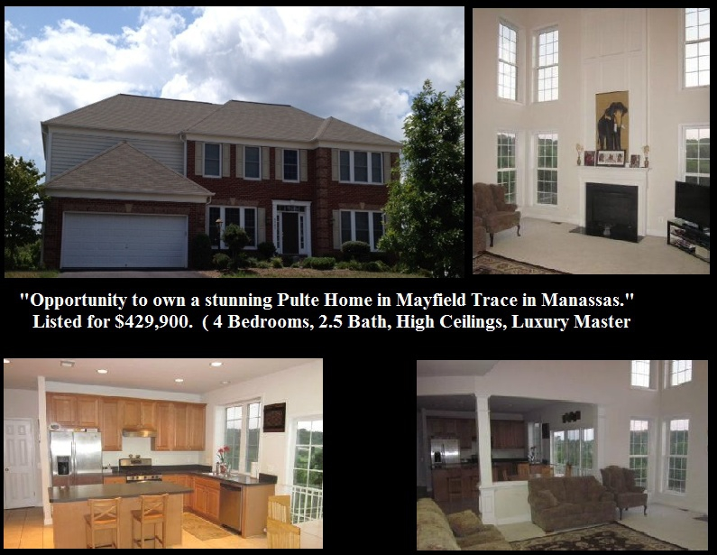 short sale Manassas Virginia