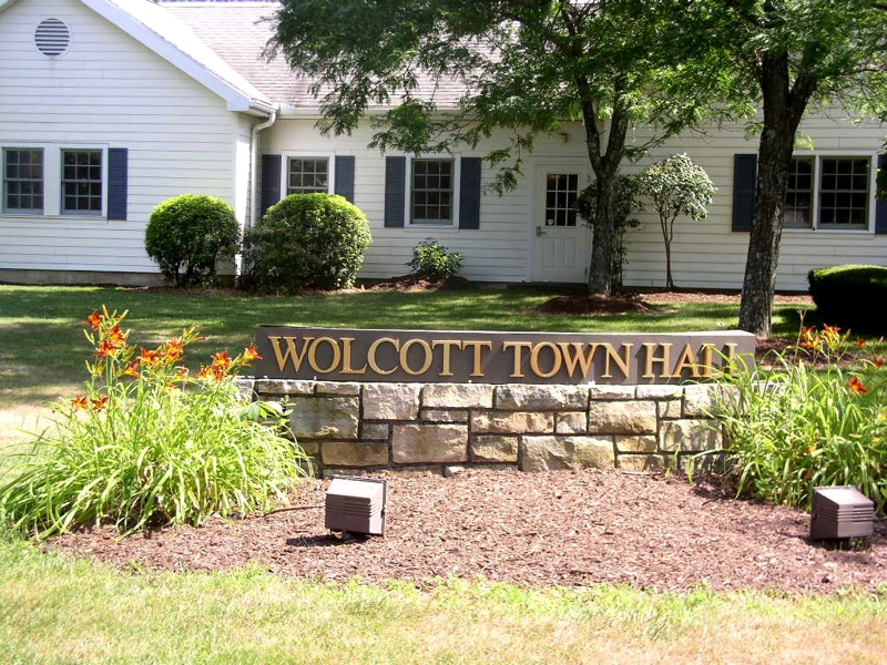 Wolcott CT Town Hall