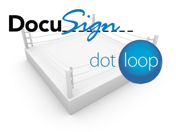 Docusign vs Dotloop for Digital Signatures in Real Estate (and Digisign and Cartavi)