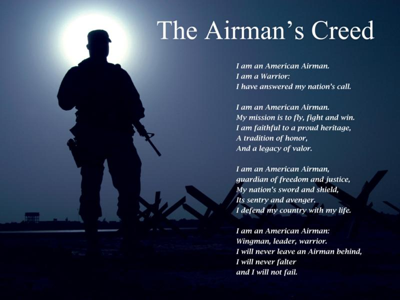 The Airman's Creed