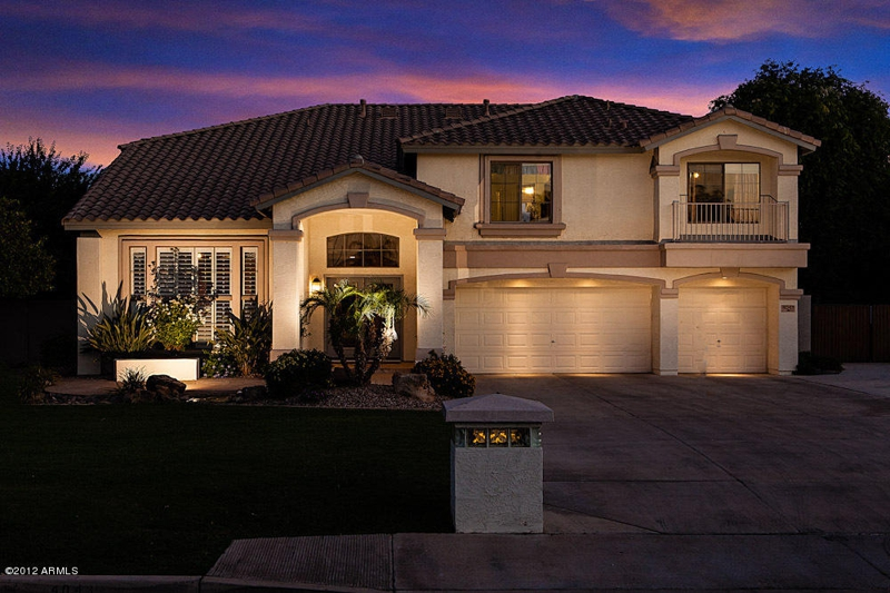 Beautiful mesa arizona homes for sale 5 bedroom close to for Homes with big garages for sale