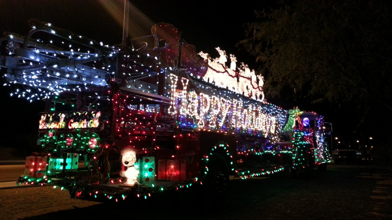 Christmas Fire-truck - Suggestions & Requests - LCPDFR.com
