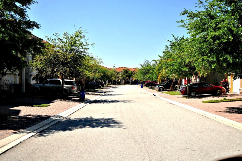 Street View Portofino Vista Town Homes in Saint Cloud, Florida For Sale