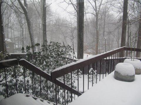 Velvet Ridge in the Winter