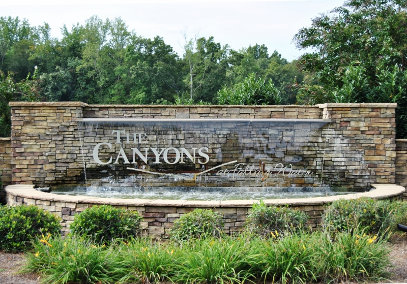 hixson tn the canyons community pool opening in spring 2013