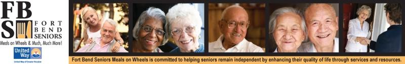 Fort Bend Seniors banner