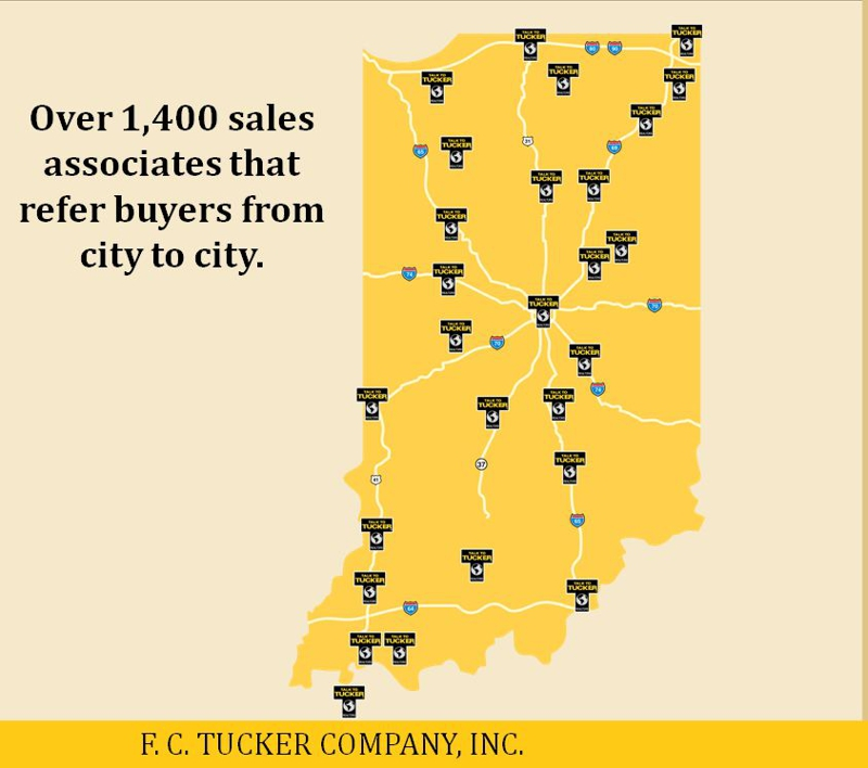 Talk To Tucker for all your Indiana real estate needs