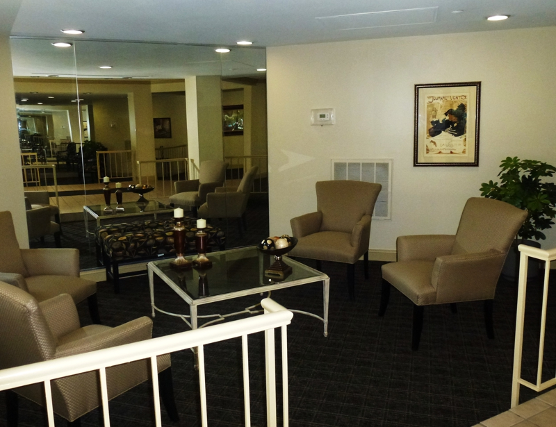 The Towers Lobby HomeRome 410-530-2400
