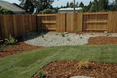 Energy efficient green homes in grants pass oregon for Zero maintenance landscaping
