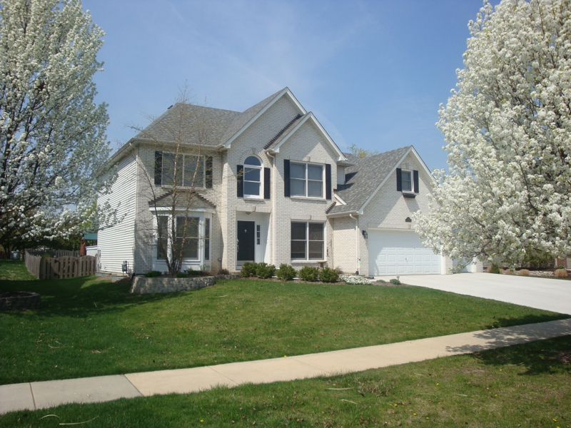 A home High Meadow Naperville