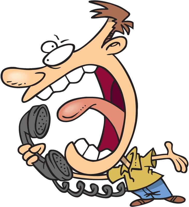 clip art of phone ringing - photo #50
