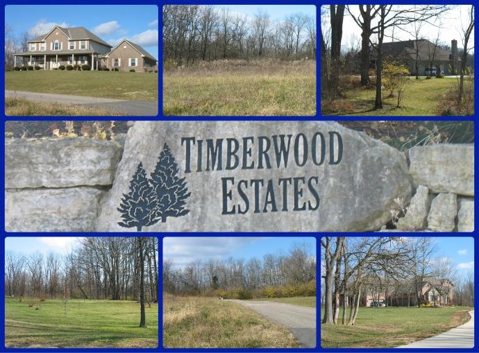 Timberwood Estates community of Lebanon Ohio 45036