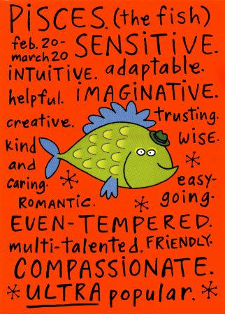 Pisces personality profile