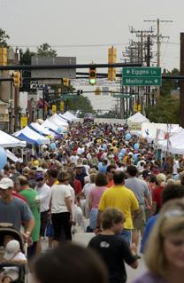 Catonsville Arts And Crafts Festival Parking