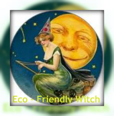 Eco the Friendly Witch