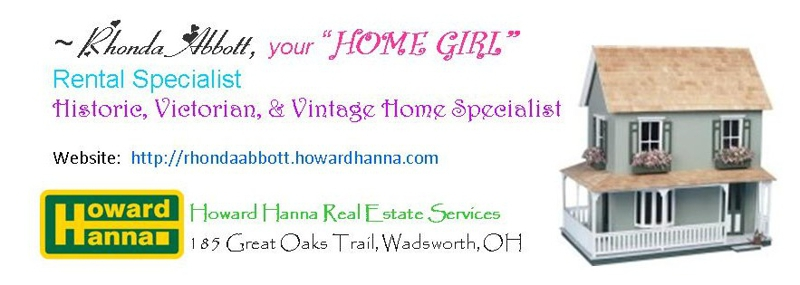 Rhonda Abbott Wadsworth, Ohio Realtor 44281