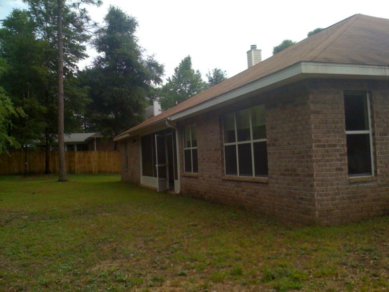 Crestview Florida Silver Oaks Foreclosure property
