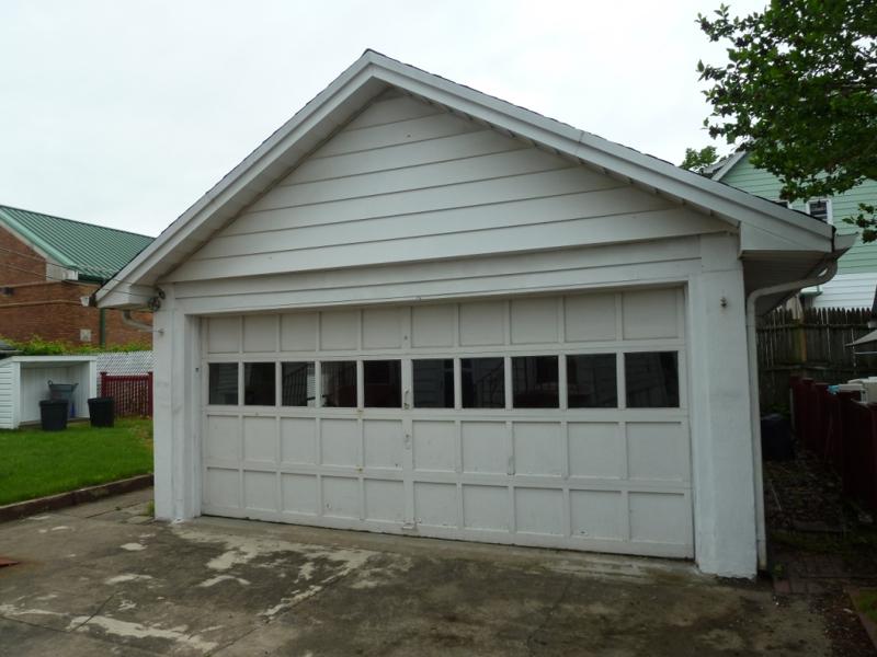 Wallington nj 2 family home for sale w 2 car garage 315 000 for Detached garages for sale