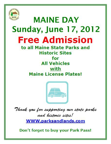 Maine Resident's Day