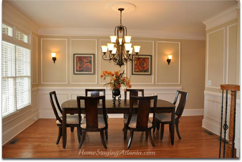 tips on how to showcase the features of your home dining