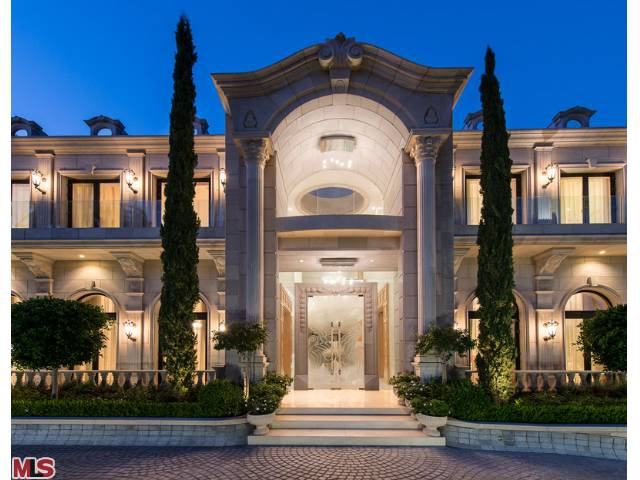 ultra luxury homes in Beverly Hills,CA Endre Barath