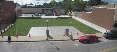 Blackstone VA Town  Square
