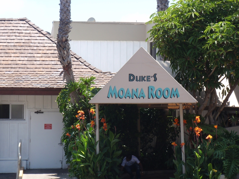 Duke's Moana Room