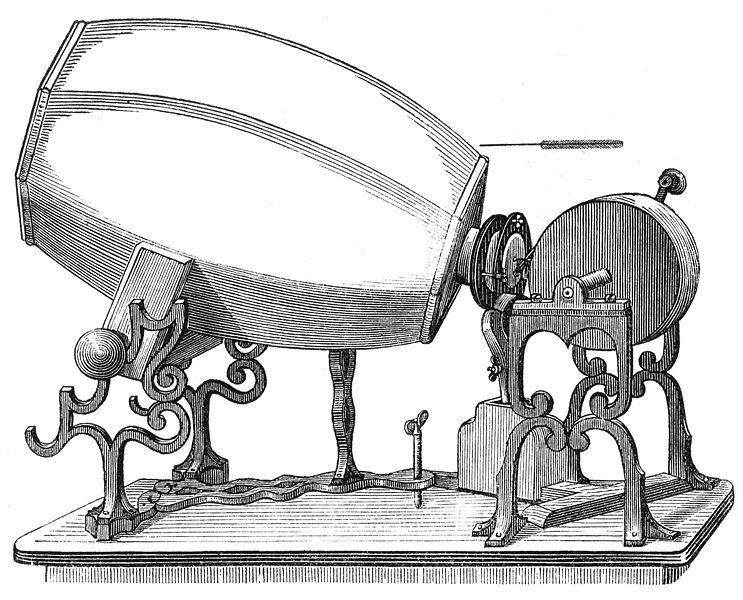 phonautograph image