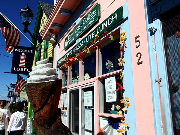 lubec maine coastal town gift shops