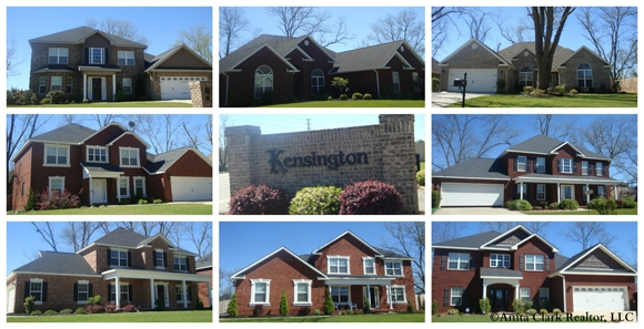 Homes for sale in the kensington subdivision in warner for Home builders in warner robins ga