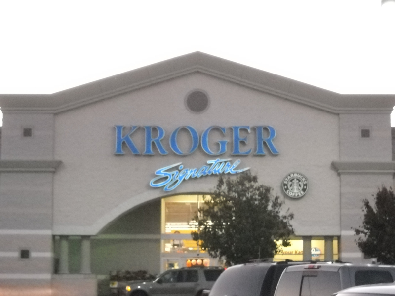Kroger Store on 99 or Grand Parkway