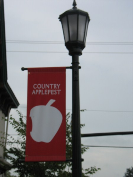 Country Applefest in Lebanon Ohio