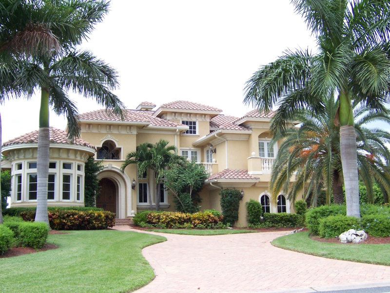homes for sale in park shore naples fl