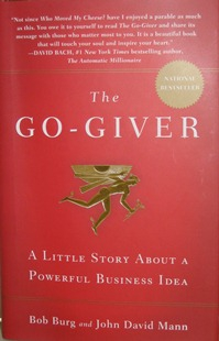 Photo of The Go - Giver Book