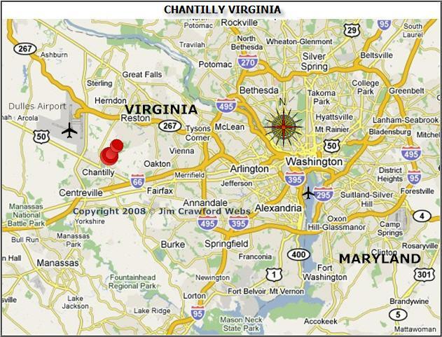 Chantilly (Virginia) #