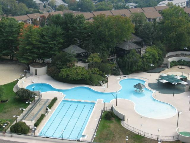 All inclusive lifestyle at watergate at landmark in alexandria Swimming pools in alexandria va