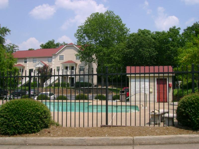 Appleby Mews Condos - Convenient & Affordable in Athens, GA pool view