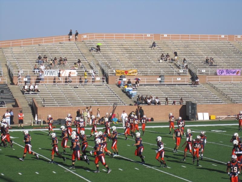 High School Football Katy Texas