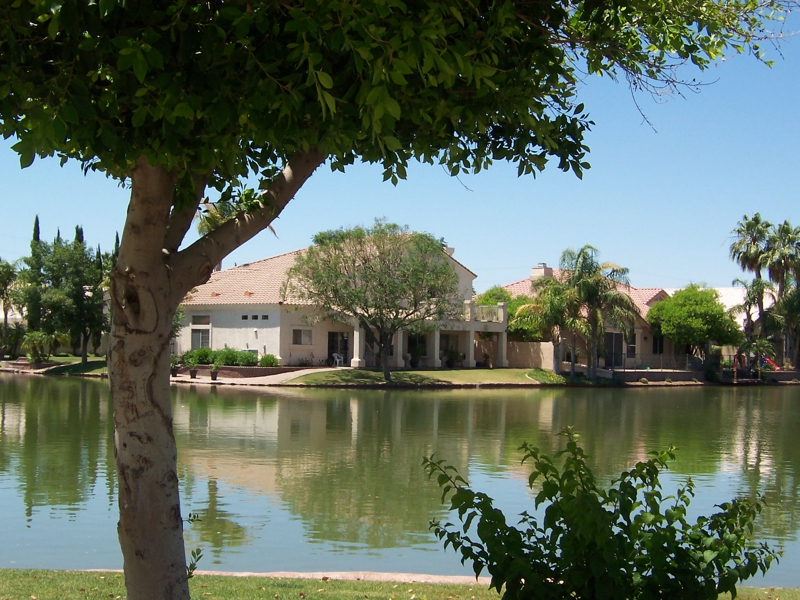 Val Vista Lakes Photo 3