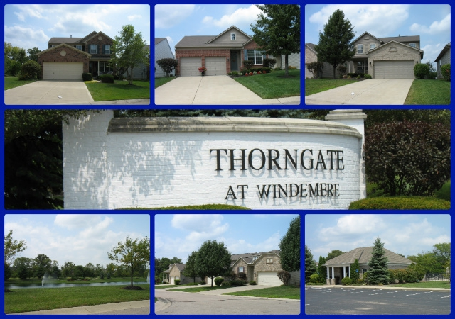 Thorngate at Windemere The Hamptons community of Mason Ohio 45040