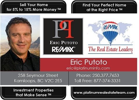 business card, Eric Putoto