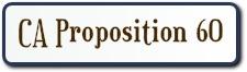 CA proposition 60