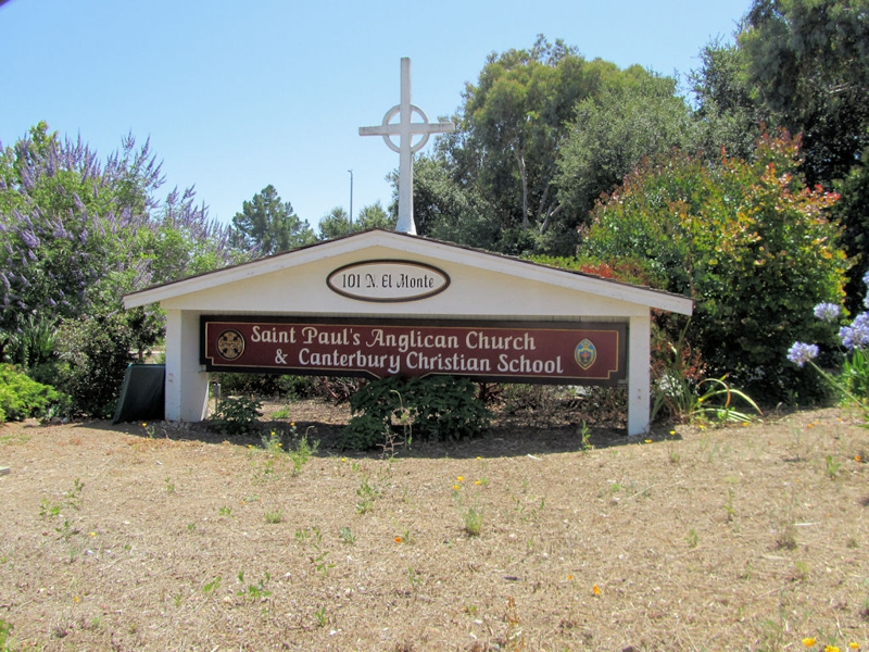 Canterbury Christian School, Los Altos, California