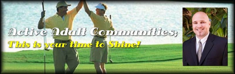 Sunbird Gofl Resort Homes for Sale - Adult Community Homes for Sale in Sunbird Golf Resort