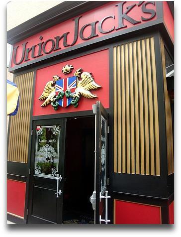 Columbia Maryland Has A New Restaurant Union Jacks I
