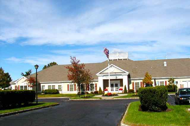 Holiday Village East, New Jersey active adult