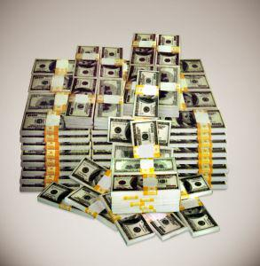 Stack of Money