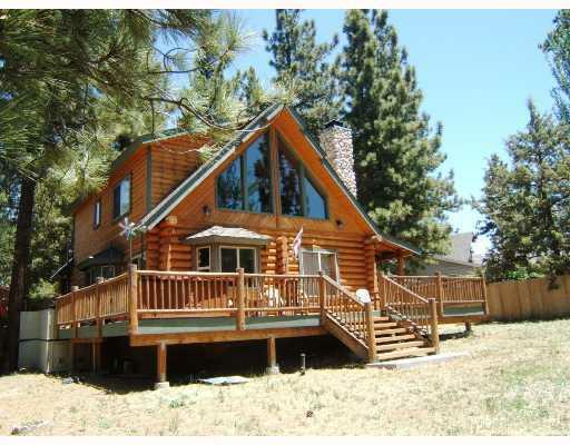 Full Log Home For Sale In Moonridge 43145 Sheephorn Big