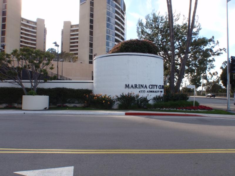 Marina Del Rey Luxury Ocean View Condominiums